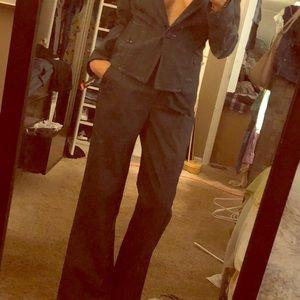 Denim Business Suit by Rafaella